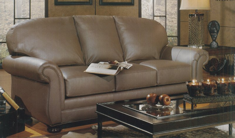 Buy Leather Sofas